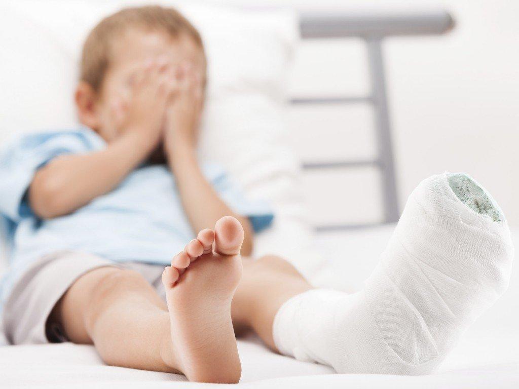 Остео-Вит в лечении повторных переломов у детей и подростков