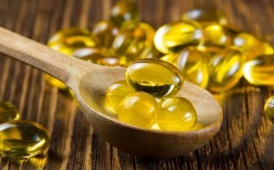 Рыбий жир витамин Д