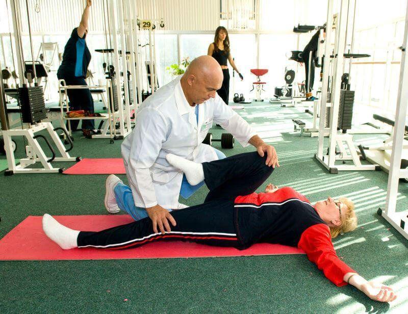 Физические упражнения для суставов по методу бубновского