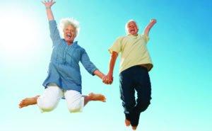 витамин Д для пожилых людей