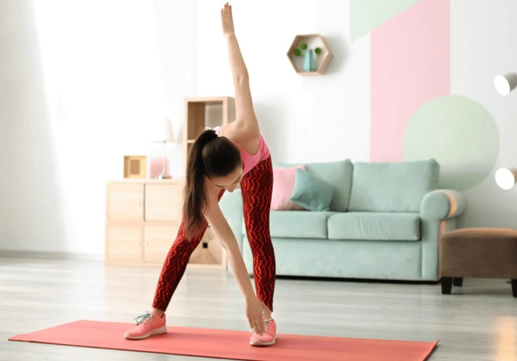 суставная гимнастика упражнения