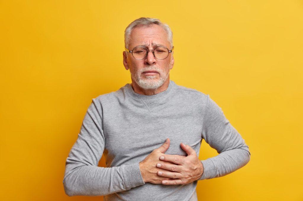 Симптомы протрузии дисков грудного отдела