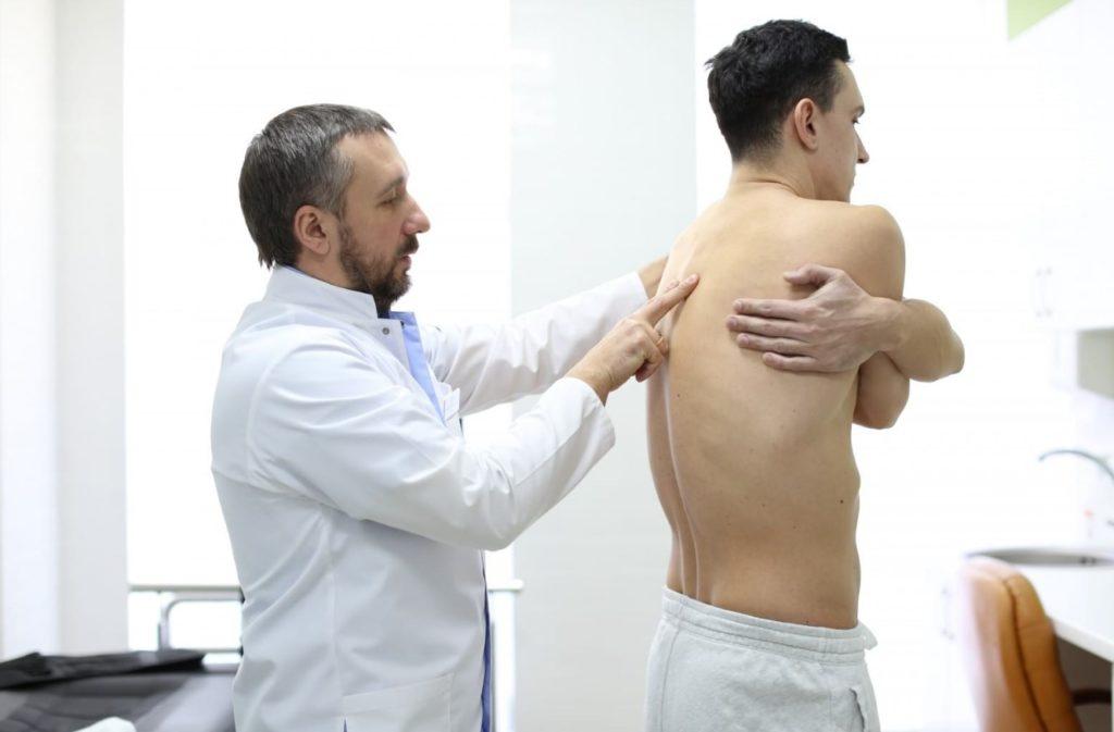 сколиоз грудного отдела позвоночника симптомы и лечение