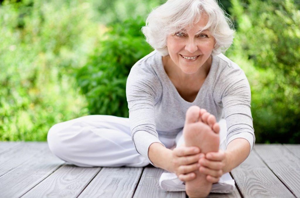 Лечебная физкультура при артрите
