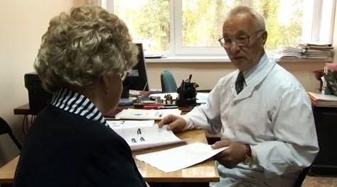 В. И. Струков осуществляет приём в Поволжском центре остеопороза