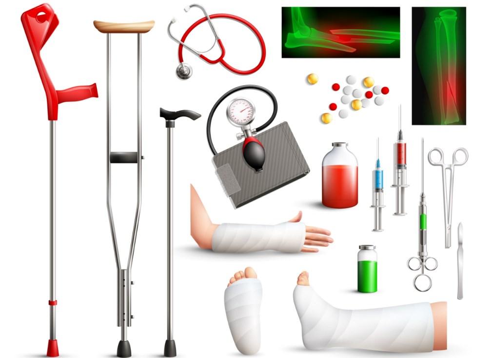 Виды медицинского воздействия при болях в застарелых переломах