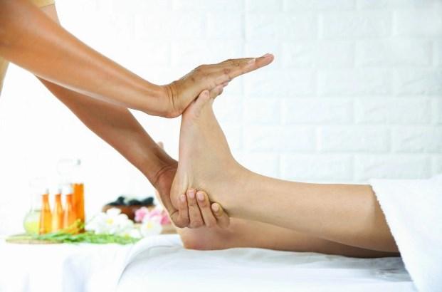 Физиотерапевтические методы лечения шишки на большом пальце ноги