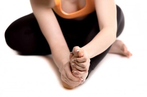Лечебно-физкультурные комплексы при шишке на большом пальце ноги